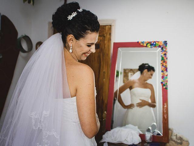 La boda de Moisés y Stefy en La Matilla, Las Palmas 10