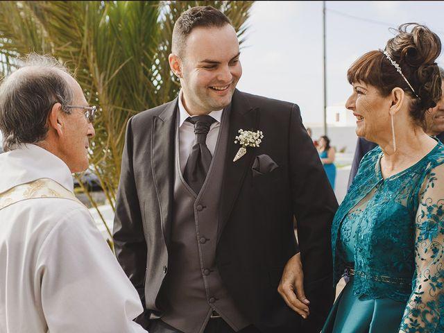 La boda de Moisés y Stefy en La Matilla, Las Palmas 13