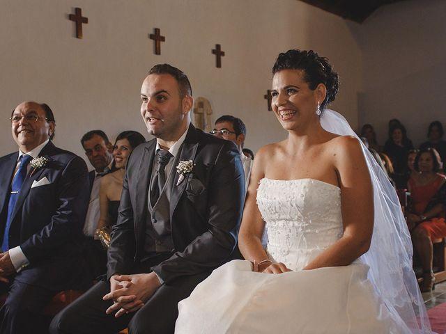 La boda de Moisés y Stefy en La Matilla, Las Palmas 15