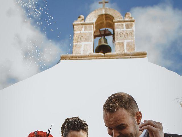 La boda de Moisés y Stefy en La Matilla, Las Palmas 2