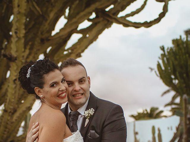 La boda de Moisés y Stefy en La Matilla, Las Palmas 19