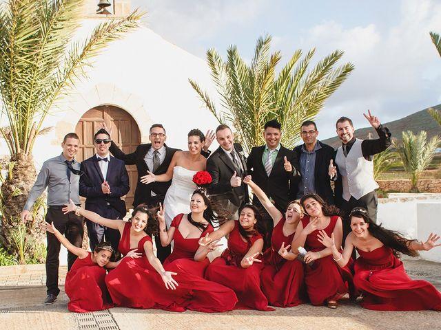La boda de Moisés y Stefy en La Matilla, Las Palmas 3