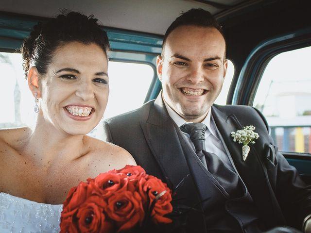 La boda de Moisés y Stefy en La Matilla, Las Palmas 21