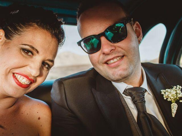 La boda de Moisés y Stefy en La Matilla, Las Palmas 22