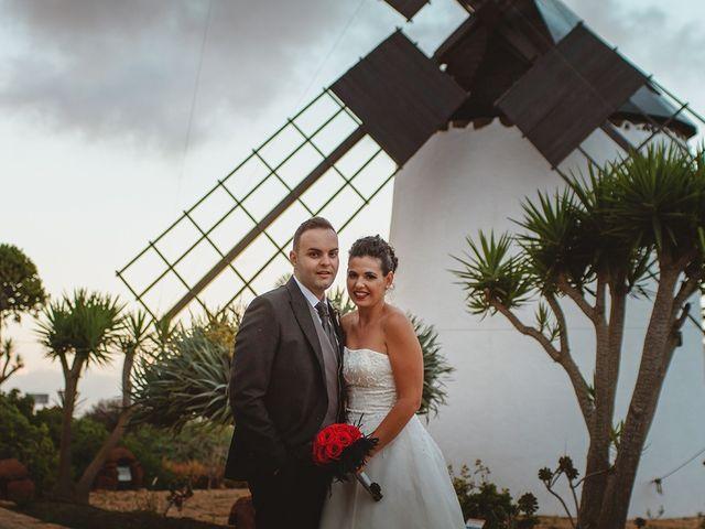 La boda de Moisés y Stefy en La Matilla, Las Palmas 23