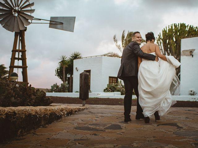 La boda de Moisés y Stefy en La Matilla, Las Palmas 26