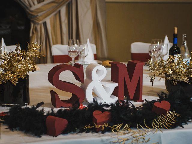 La boda de Moisés y Stefy en La Matilla, Las Palmas 27