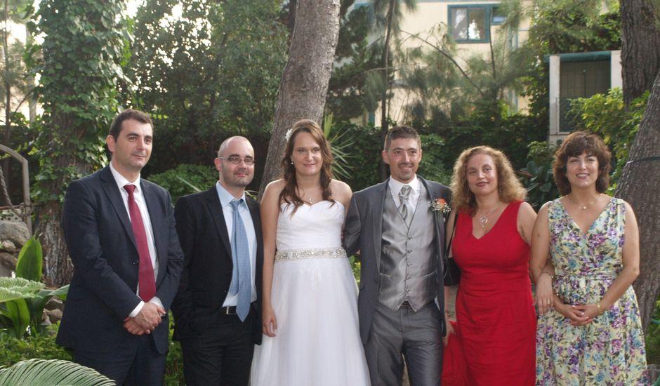 La boda de Ana y Alberto en Castelldefels, Barcelona