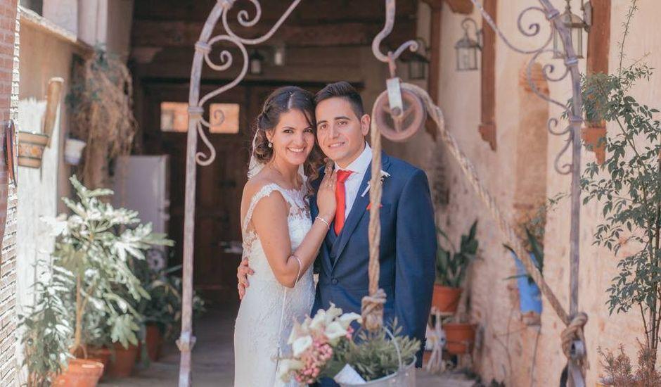 La boda de Luis Fernando y Carolina en Los Yebenes, Toledo