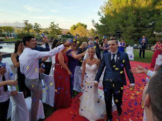 La boda de Eli y Eric