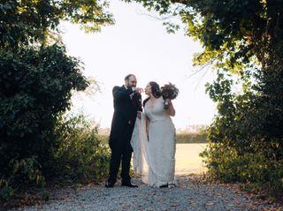 La boda de Irina y Matt