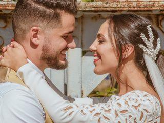 La boda de Zai y Dani