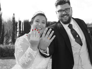 La boda de Antonio y Clara