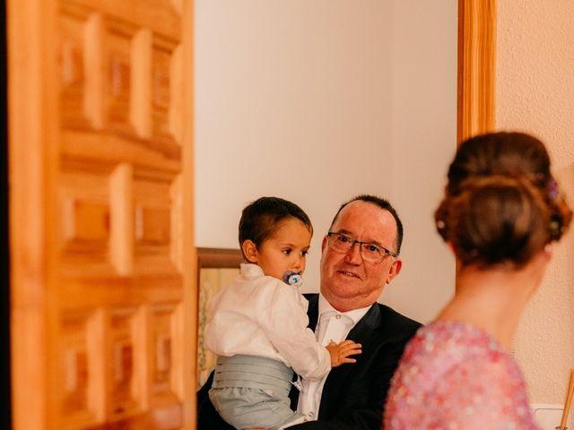 La boda de Emilio y Rocío en Puebla Del Principe, Ciudad Real 8