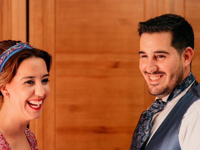 La boda de Emilio y Rocío en Puebla Del Principe, Ciudad Real 9