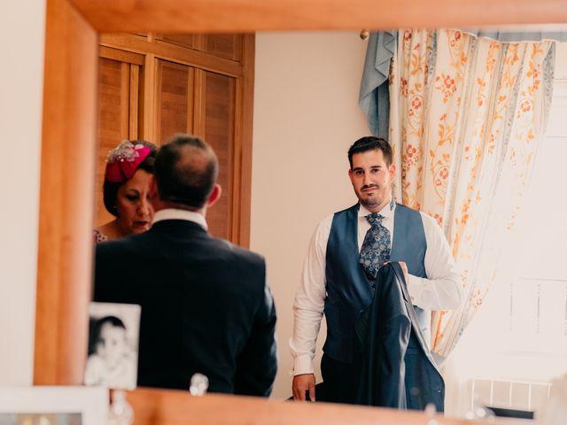 La boda de Emilio y Rocío en Puebla Del Principe, Ciudad Real 10