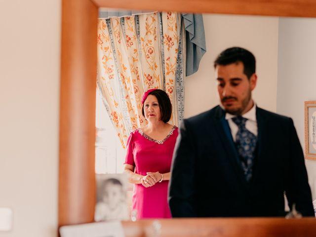 La boda de Emilio y Rocío en Puebla Del Principe, Ciudad Real 11