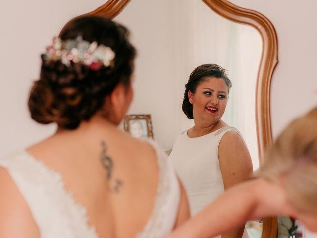 La boda de Emilio y Rocío en Puebla Del Principe, Ciudad Real 32