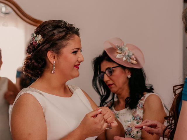 La boda de Emilio y Rocío en Puebla Del Principe, Ciudad Real 35