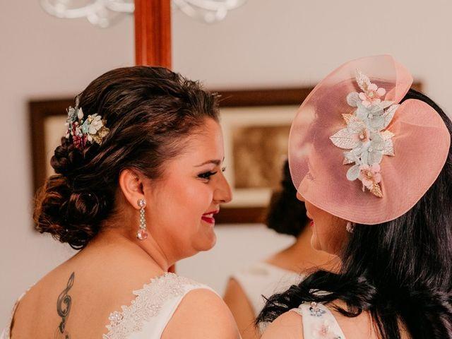 La boda de Emilio y Rocío en Puebla Del Principe, Ciudad Real 38