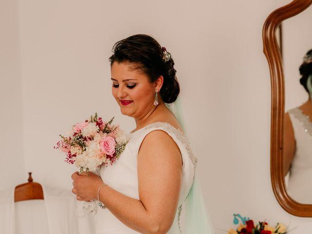 La boda de Emilio y Rocío en Puebla Del Principe, Ciudad Real 47