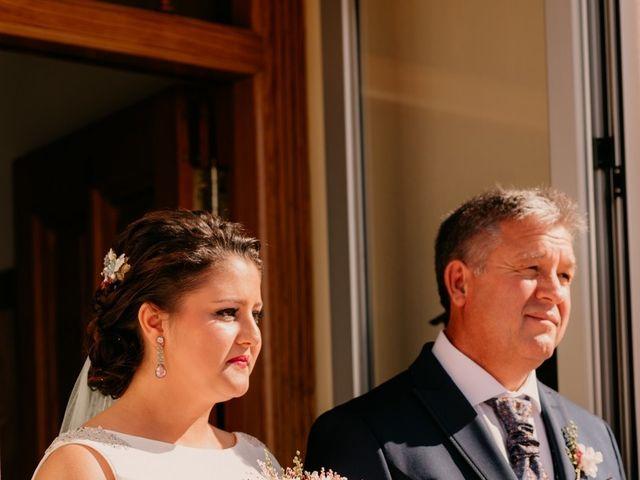 La boda de Emilio y Rocío en Puebla Del Principe, Ciudad Real 52