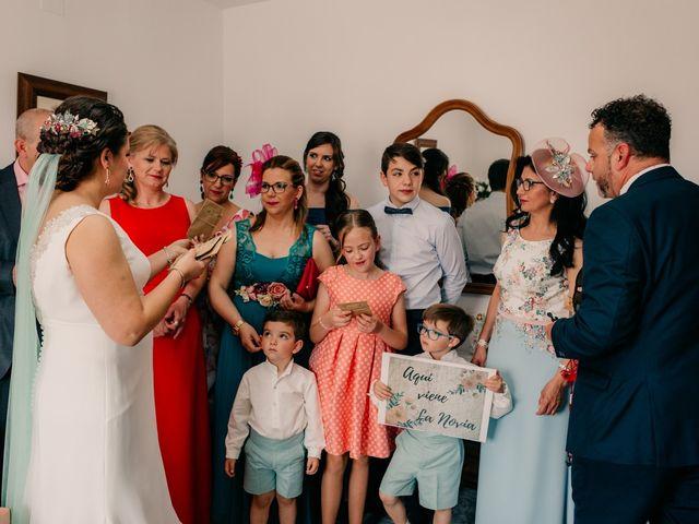 La boda de Emilio y Rocío en Puebla Del Principe, Ciudad Real 58