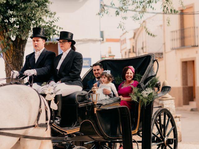 La boda de Emilio y Rocío en Puebla Del Principe, Ciudad Real 67