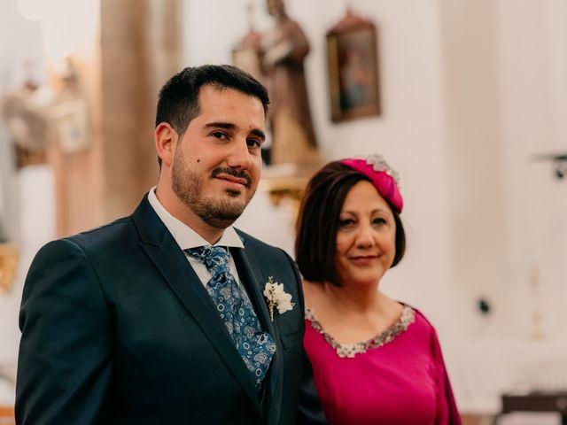 La boda de Emilio y Rocío en Puebla Del Principe, Ciudad Real 70