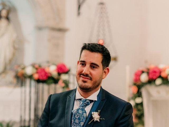 La boda de Emilio y Rocío en Puebla Del Principe, Ciudad Real 71
