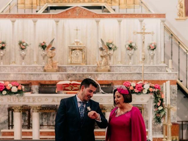 La boda de Emilio y Rocío en Puebla Del Principe, Ciudad Real 72