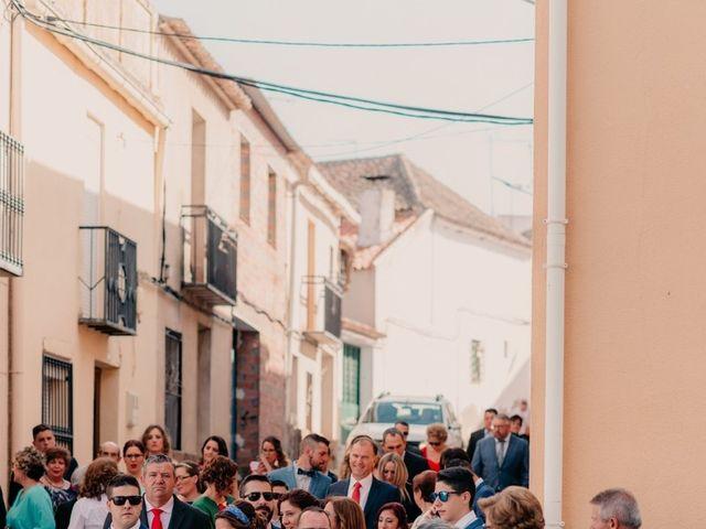 La boda de Emilio y Rocío en Puebla Del Principe, Ciudad Real 73