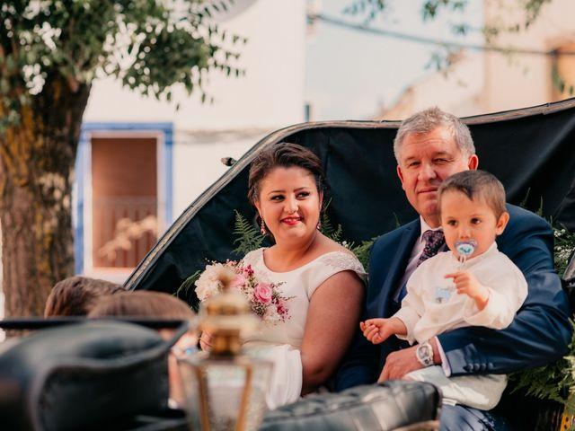 La boda de Emilio y Rocío en Puebla Del Principe, Ciudad Real 77