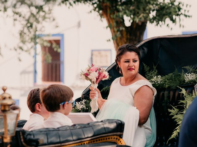 La boda de Emilio y Rocío en Puebla Del Principe, Ciudad Real 79