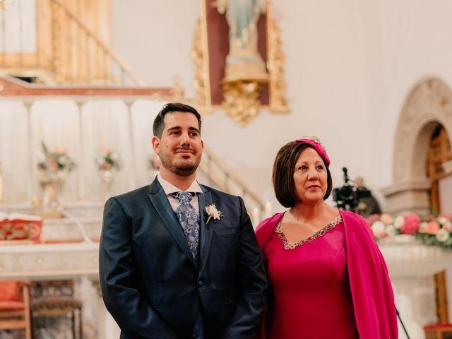 La boda de Emilio y Rocío en Puebla Del Principe, Ciudad Real 85