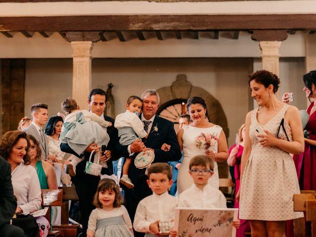 La boda de Emilio y Rocío en Puebla Del Principe, Ciudad Real 86