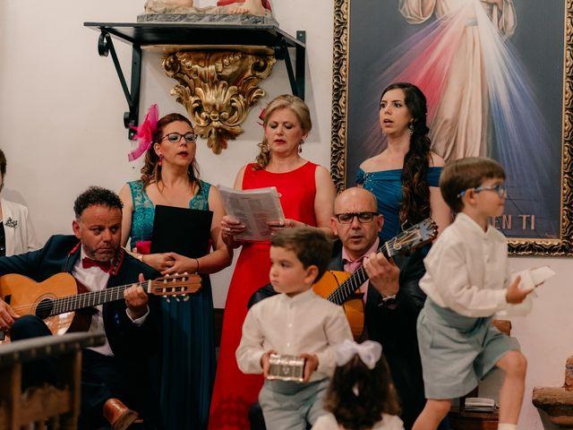 La boda de Emilio y Rocío en Puebla Del Principe, Ciudad Real 88