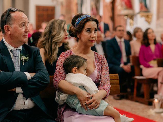 La boda de Emilio y Rocío en Puebla Del Principe, Ciudad Real 89