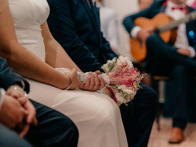 La boda de Emilio y Rocío en Puebla Del Principe, Ciudad Real 90