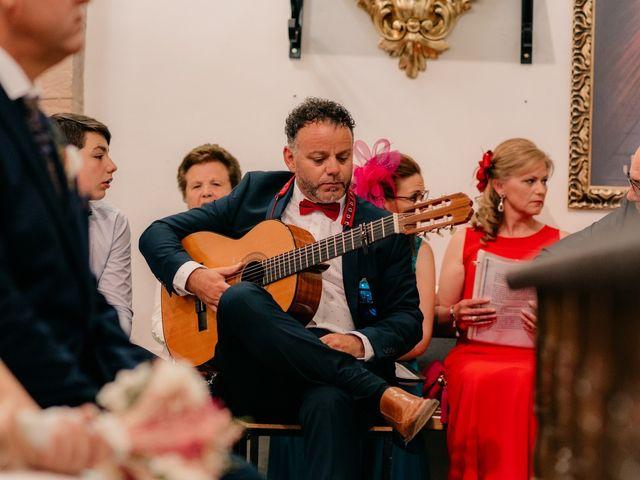 La boda de Emilio y Rocío en Puebla Del Principe, Ciudad Real 91