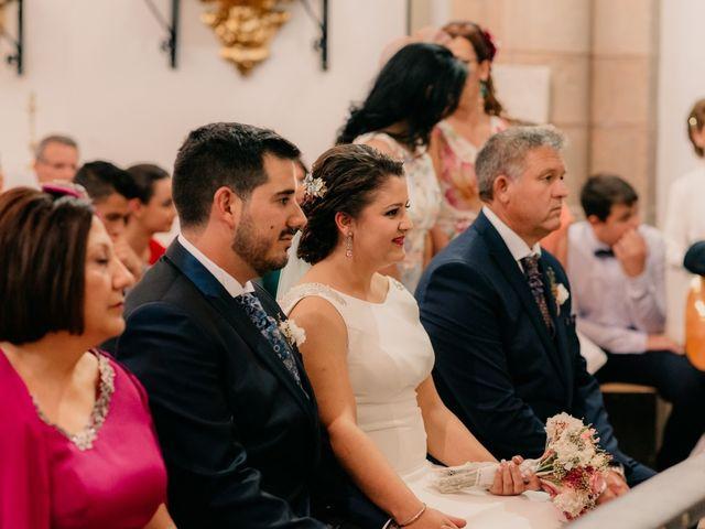 La boda de Emilio y Rocío en Puebla Del Principe, Ciudad Real 94
