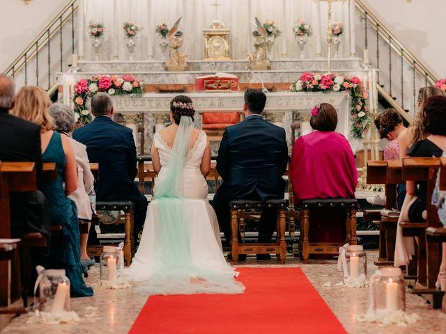 La boda de Emilio y Rocío en Puebla Del Principe, Ciudad Real 96