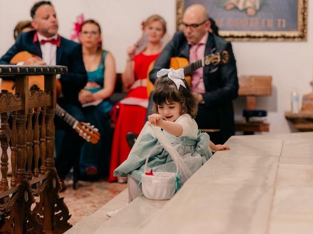 La boda de Emilio y Rocío en Puebla Del Principe, Ciudad Real 98