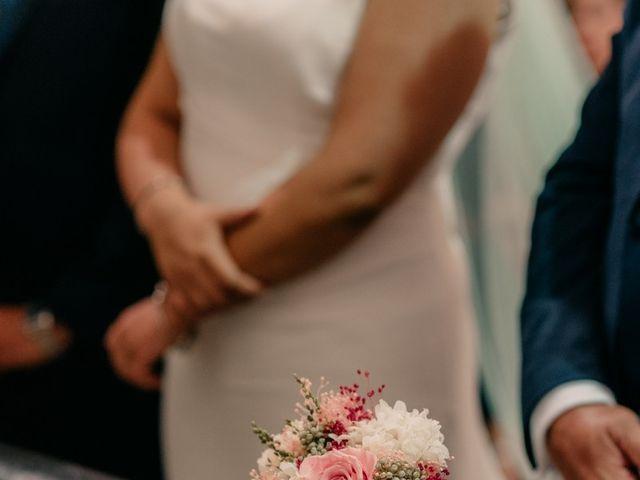 La boda de Emilio y Rocío en Puebla Del Principe, Ciudad Real 100