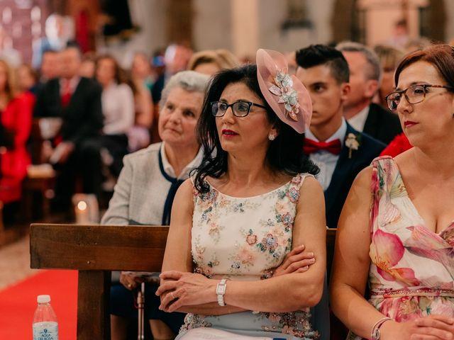 La boda de Emilio y Rocío en Puebla Del Principe, Ciudad Real 102