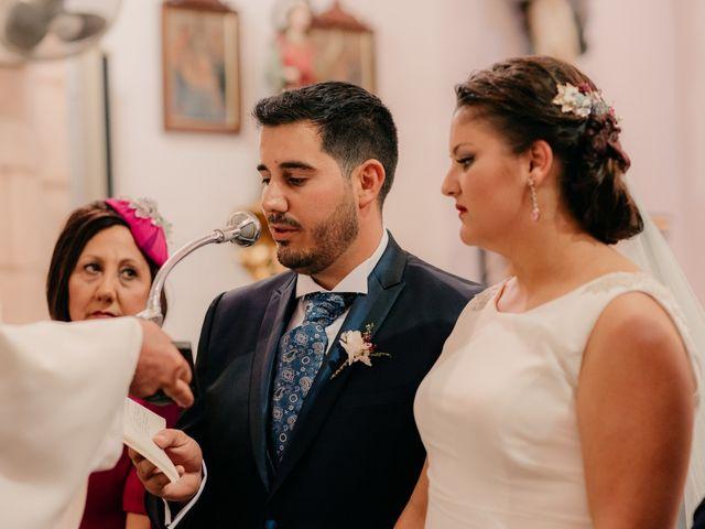 La boda de Emilio y Rocío en Puebla Del Principe, Ciudad Real 103