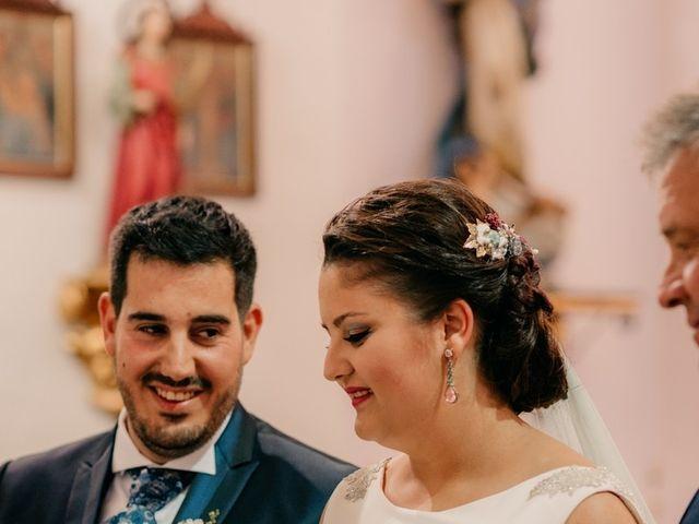 La boda de Emilio y Rocío en Puebla Del Principe, Ciudad Real 106