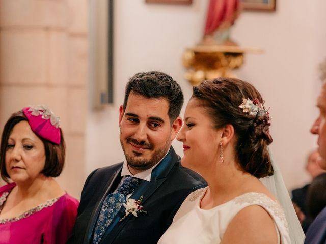 La boda de Emilio y Rocío en Puebla Del Principe, Ciudad Real 107