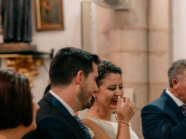 La boda de Emilio y Rocío en Puebla Del Principe, Ciudad Real 110
