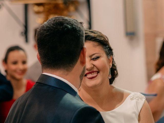 La boda de Emilio y Rocío en Puebla Del Principe, Ciudad Real 111
